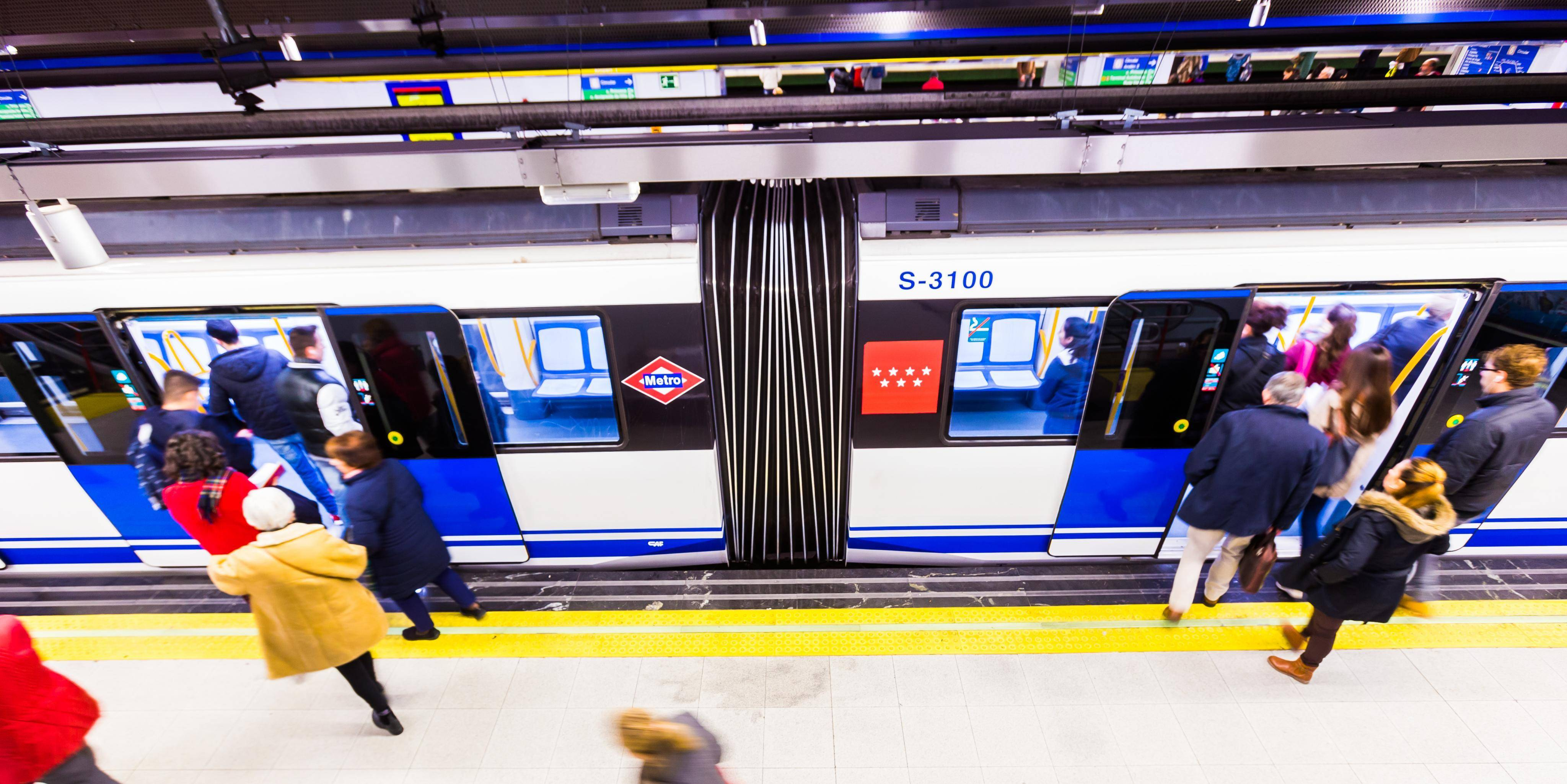 Regional Government of Madrid announces process to hire 100 new train drivers at Metro de Madrid