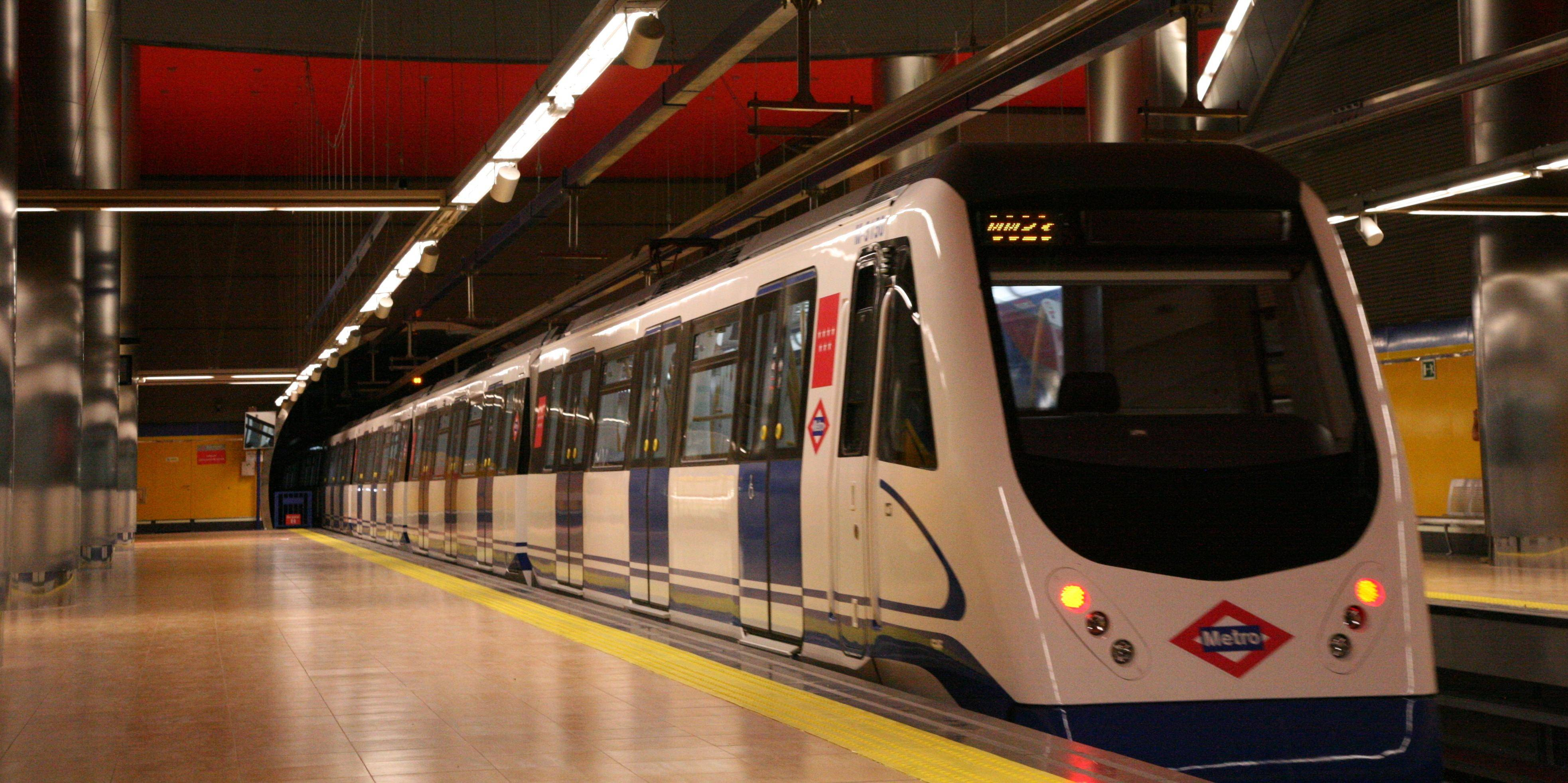 The Region of Madrid invests 3.8 million in the maintenance of Metrosur facilities
