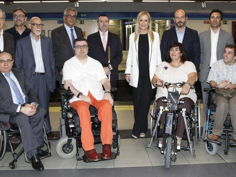 """The plan has been agreed upon with the Spanish Committee of Representatives of Disabled Persons (CERMI)"", the President pointed out"
