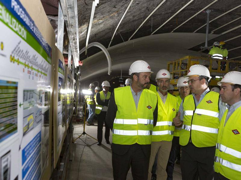 The works will enable the line capacity to be increased by 44%