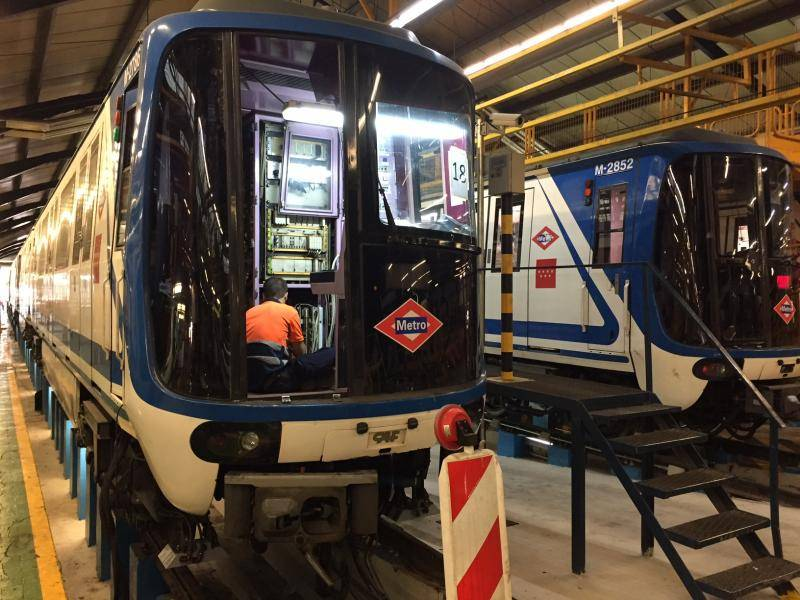 The Community is investing 20 million euro in modernizing the Line 5 train fleet