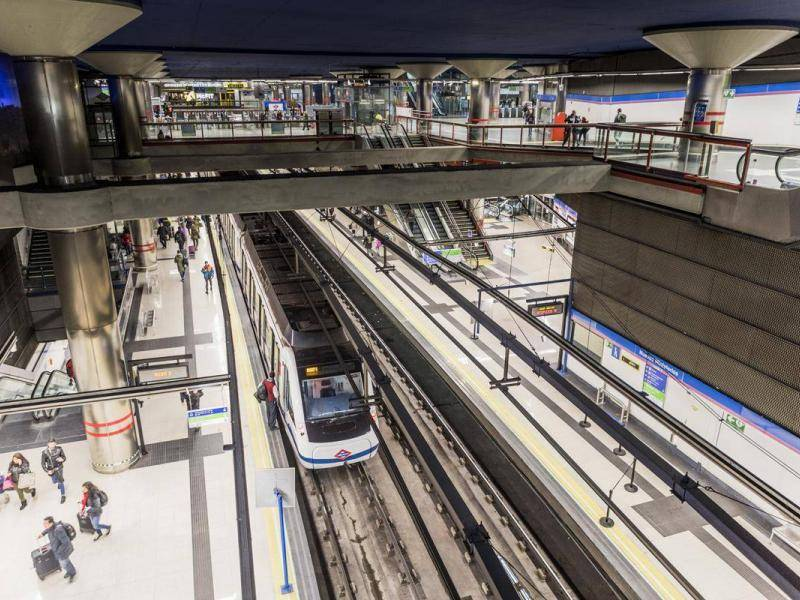 Metro de Madrid resumes its school visits to show how the underground works