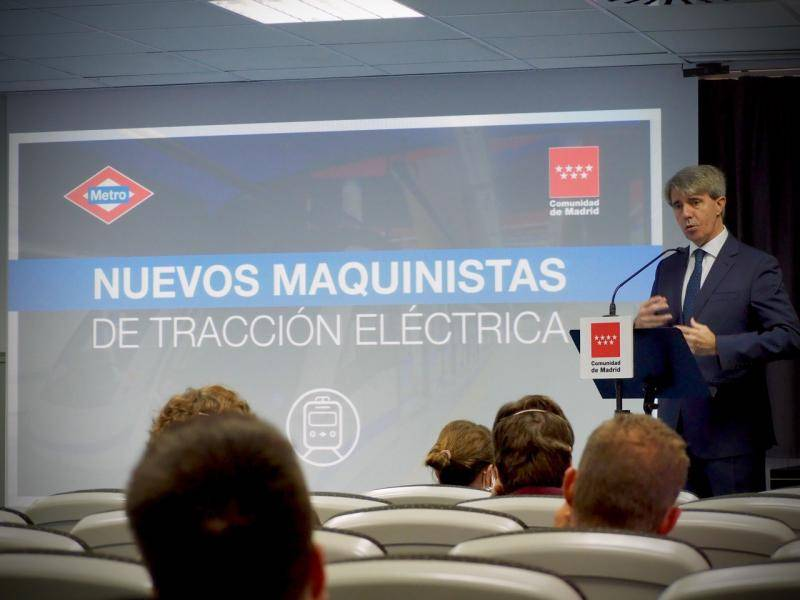 The Region reinforces Metro de Madrid service with 60 new train drivers from tomorrow