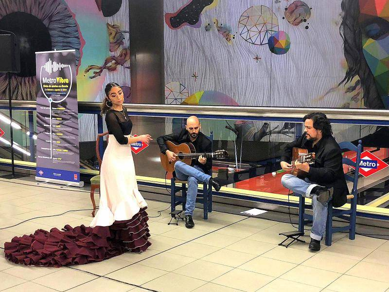 Flamenco, lyrical, pop and Latin music are just some of the musical styles that can be heard at the concerts